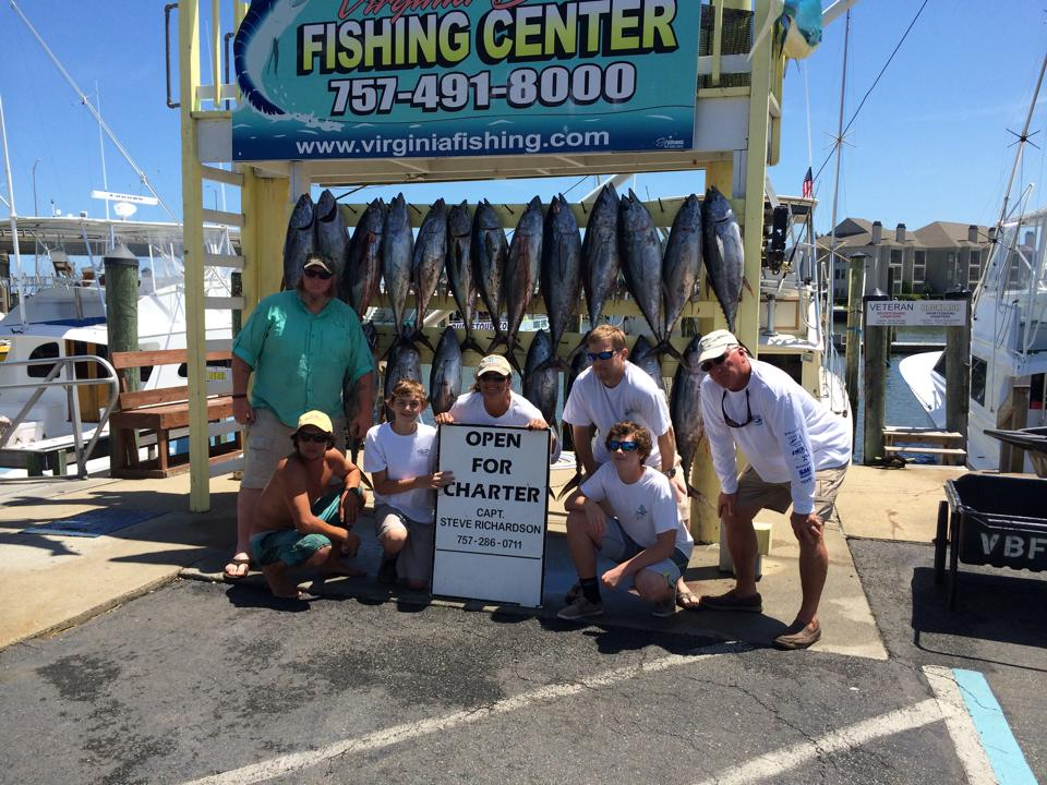 virginia beach sportfishing