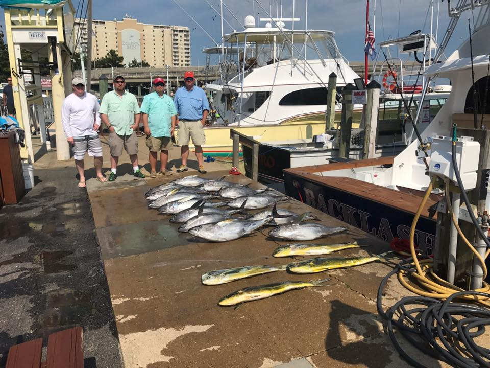 Tuna Fishing Out Of Virginia Beach